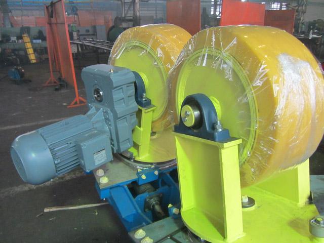 Рольганги для труб большого диаметра проект элеватора тонн